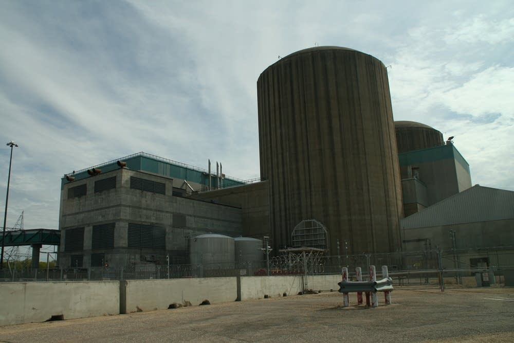 The Prairie Island power facility