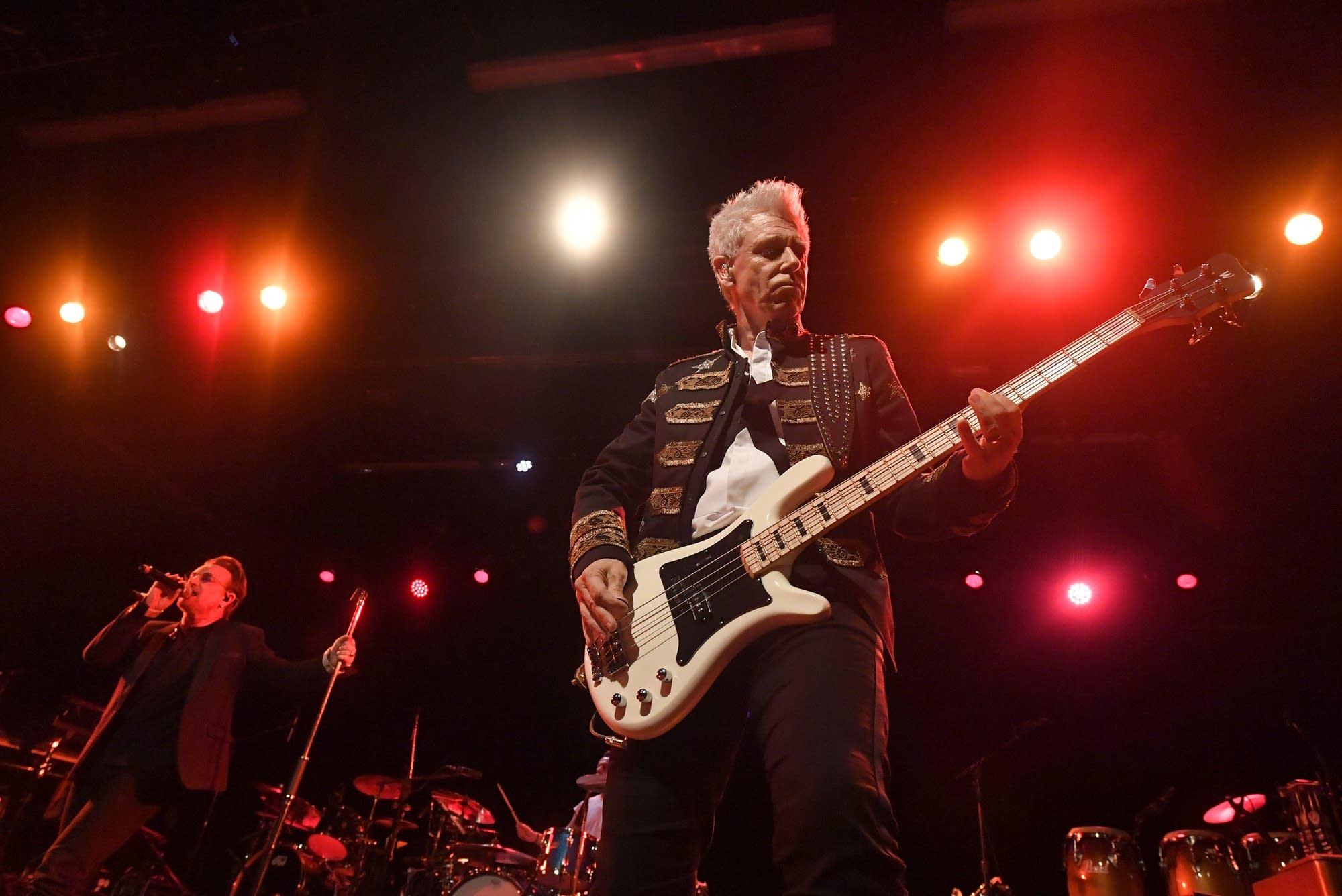 U2, 'The Joshua Tree' tour