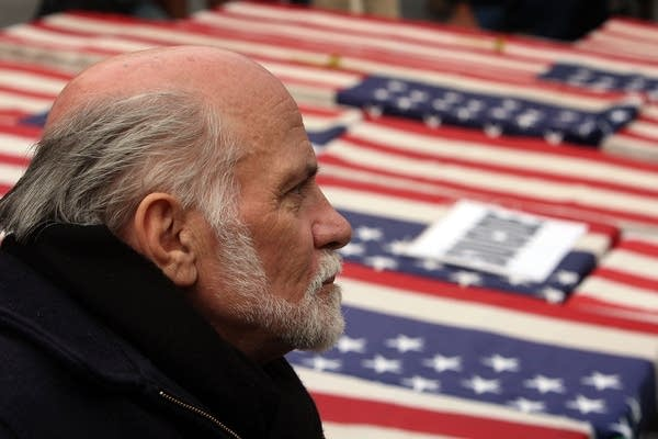 Anti-war activist and veteran Ron Kovic