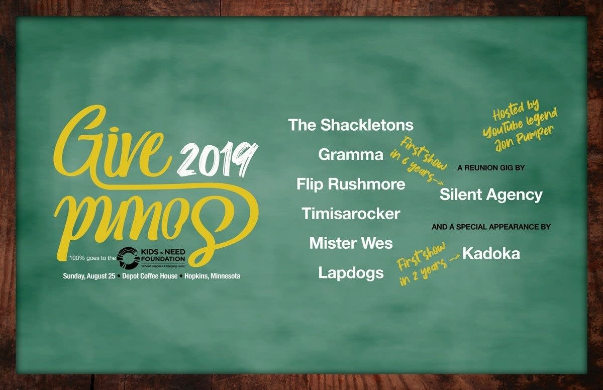 Give Sound 2019