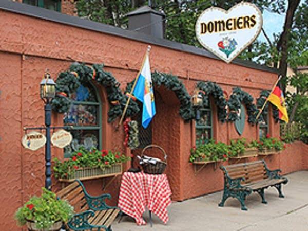 Domeiers German Store in New Ulm, Minn.