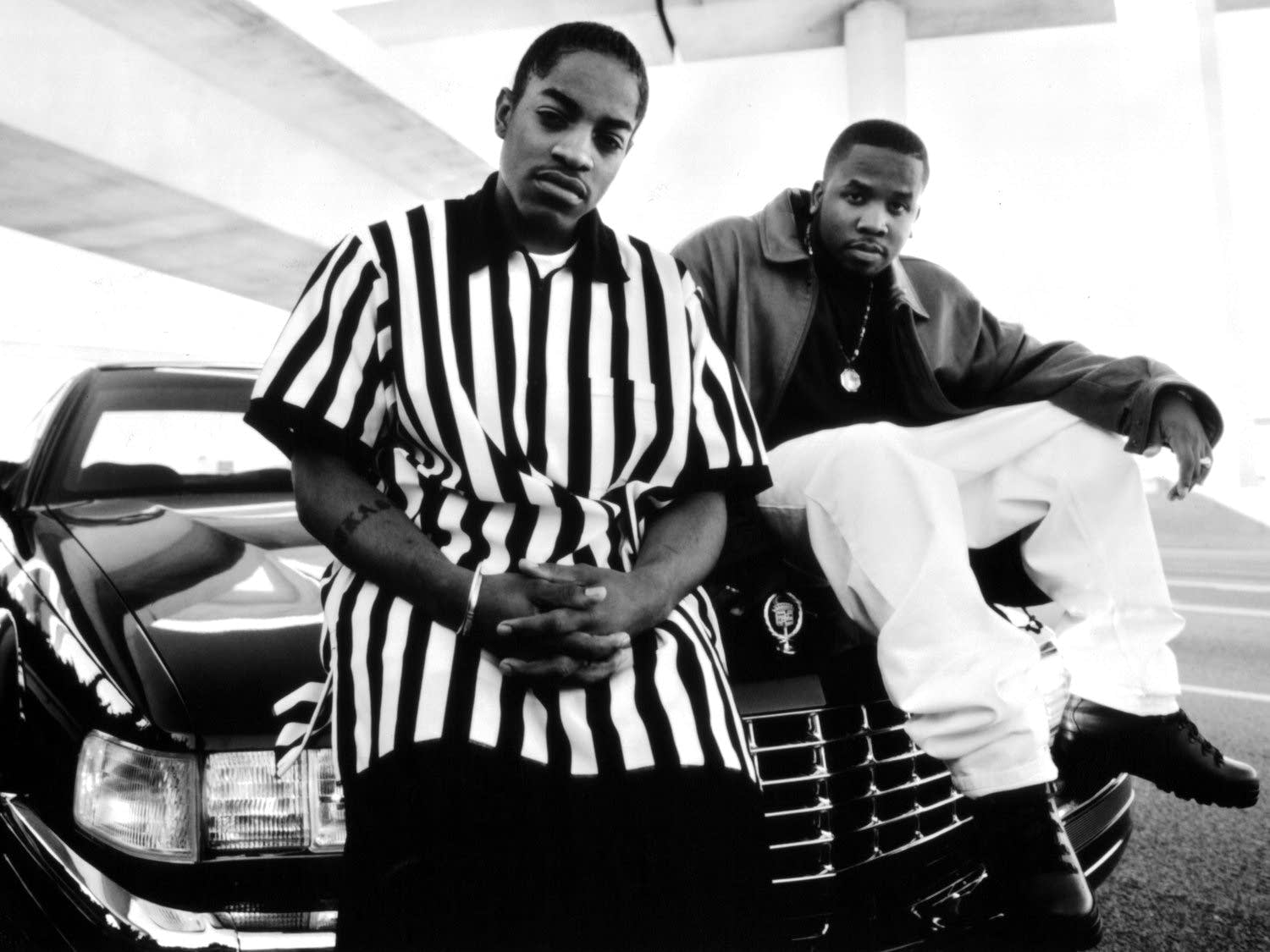 Outkast in the early days
