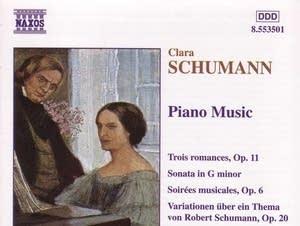 Clara Schumann - 3 Romances: I. Andante