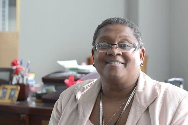 Superintendent Bernadeia Johnson