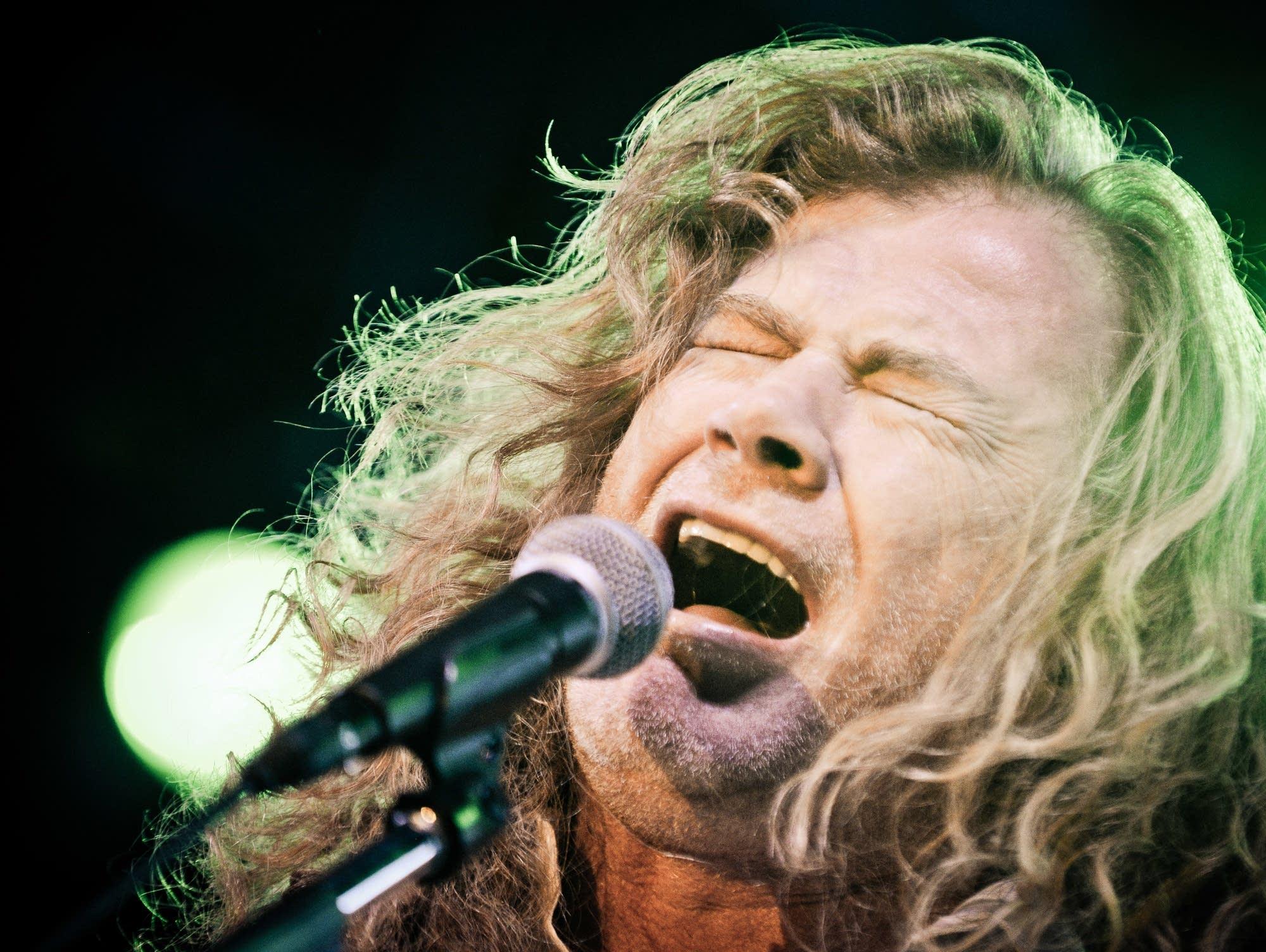 Megadeth In Concert - St Paul, MN