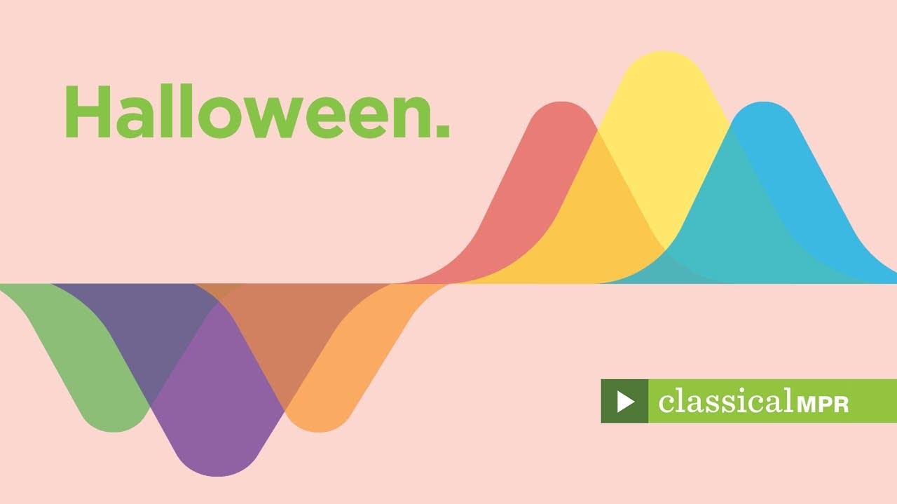 Classical MPR's Halloween stream on YouTube