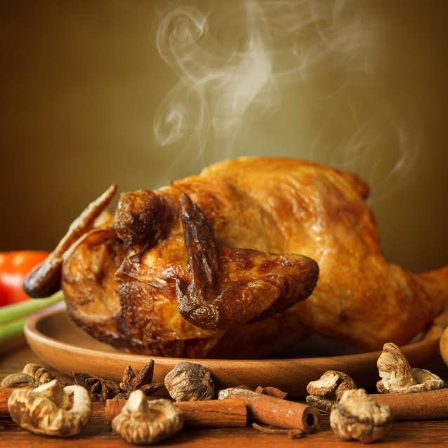 hot food, poultry