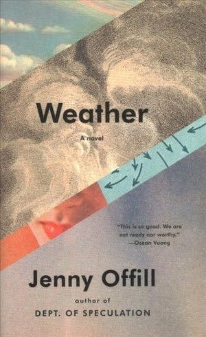 'Weather A Novel' by Jenny Offill