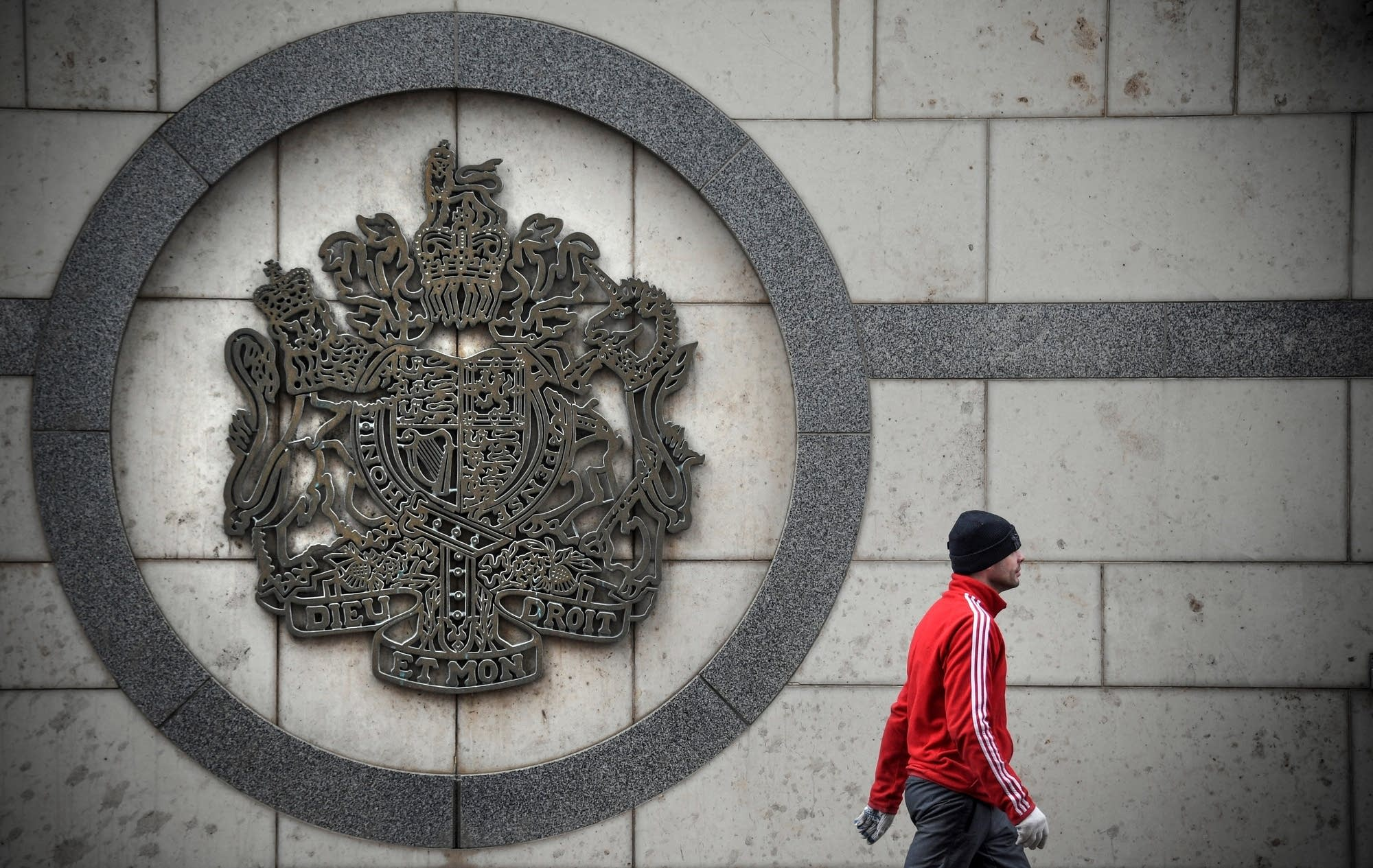 Russian diplomats expelled from United Kingdom heading to airport
