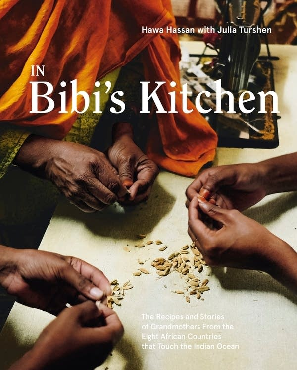 BOOKCOVER In Bibi's Kitchen