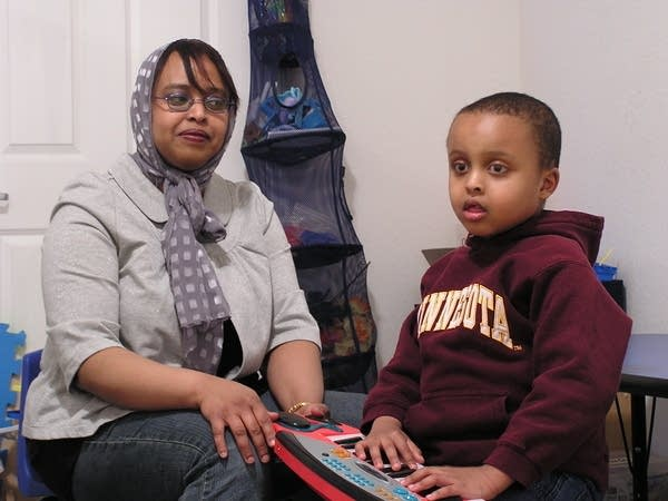 Noticed autism problem among Somalis