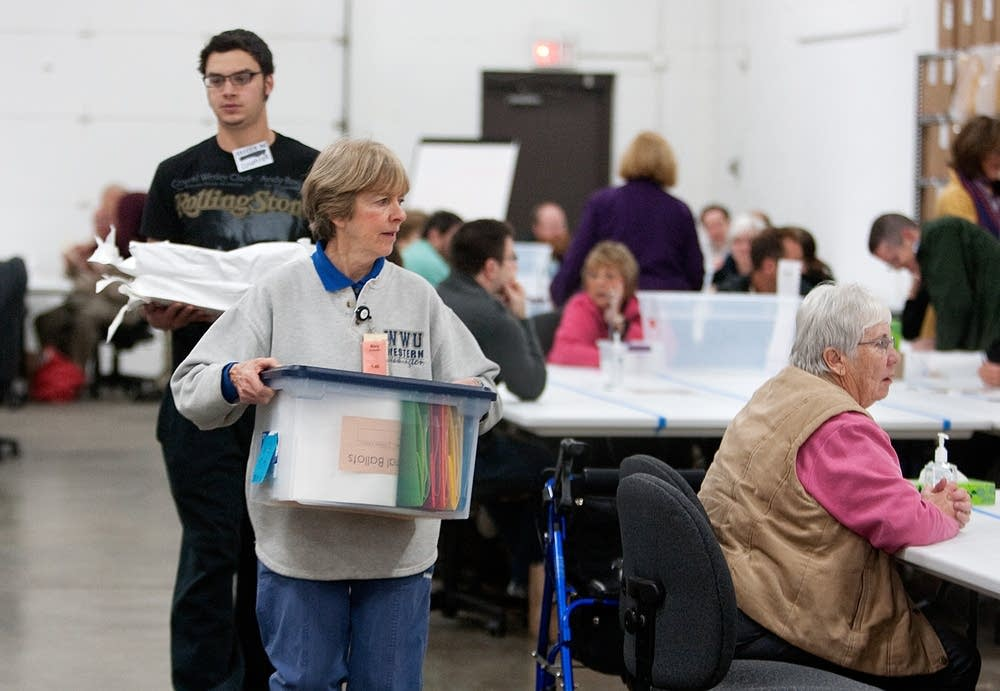 IRV ballots