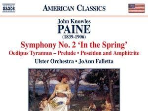 John Knowles Paine - Oedipus Tyrannus: Prelude