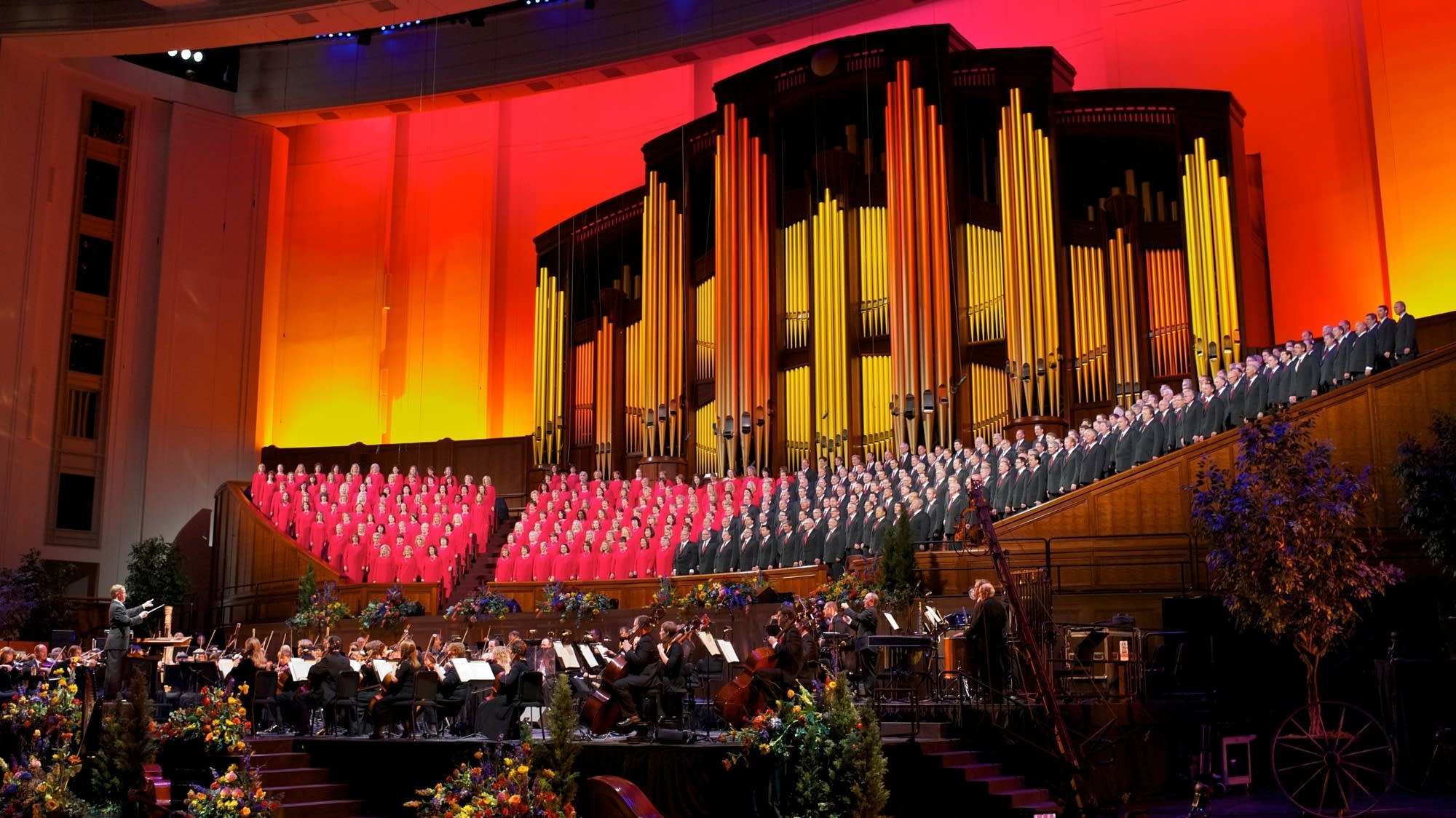 Mormon Tabernacle Choir and Orchestra