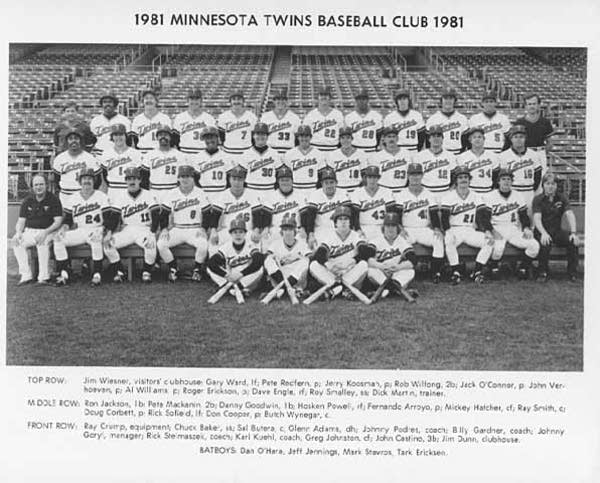 1981 Twins