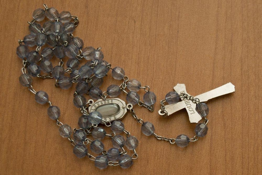 Celia Shetka's rosary