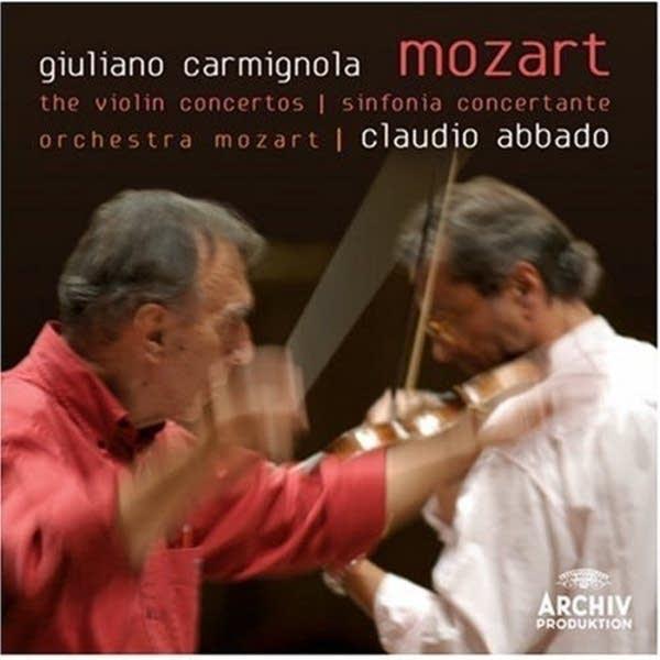 Giuliano Carmignola/Claudio Abbado/Orchestra Moza