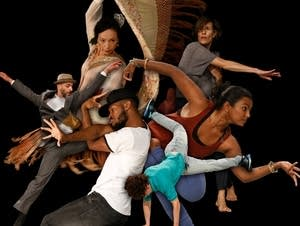 SOLO is a biennial showcase of six dancers.