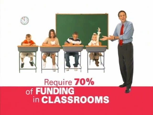 Tim Pawlenty for Governor campaign ad