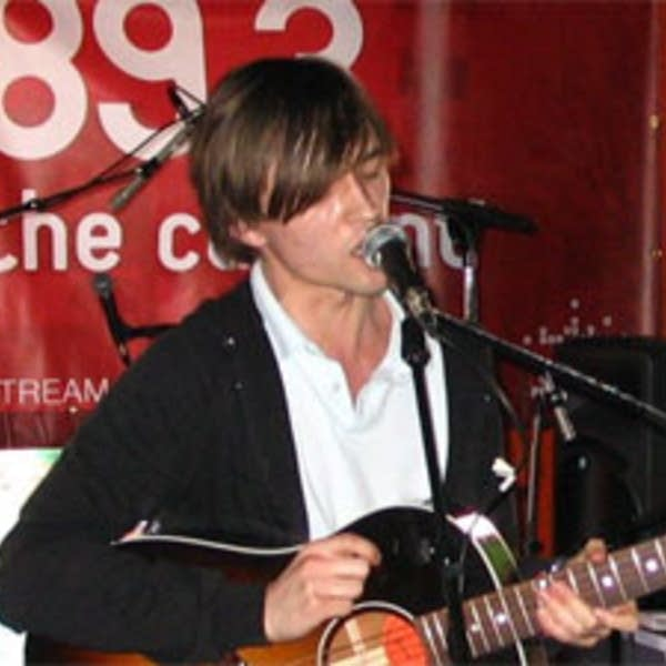 Sondre Lerche performing live at SXSW