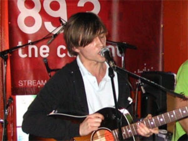 Sondre Lerche performing live at SXSW