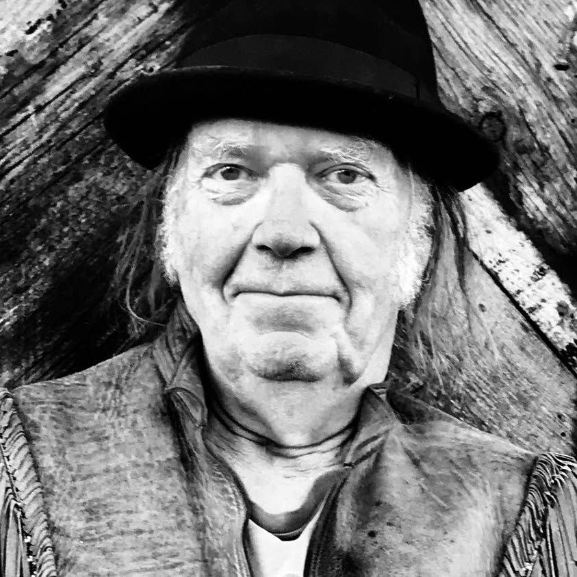 Neil Young And Crazy Horse Reunite For 'Colorado'
