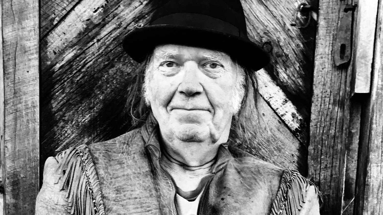 Neil Young And Crazy Horse Reunite For 'Colorado'