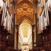 1877 Willis at Salisbury Cathedral, England