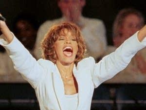 Whitney Houston vs. Marvin Gaye: Match #27