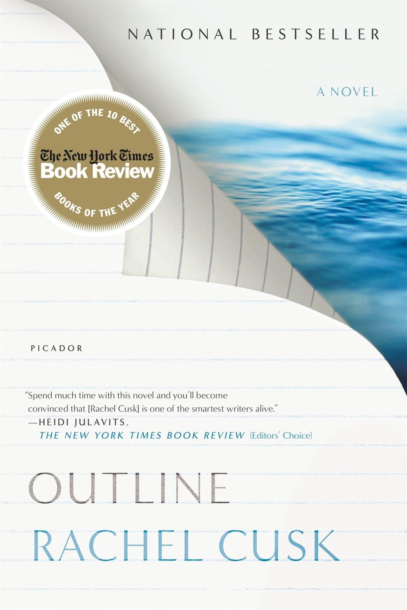 'Outline' by Rachel Cusk