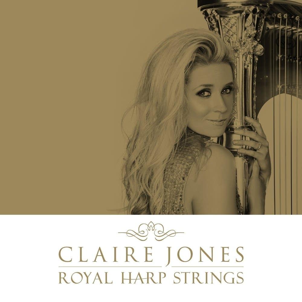 Claire Jones, Royal Harp Strings