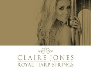 Claire Jones, Royal Harp Strings