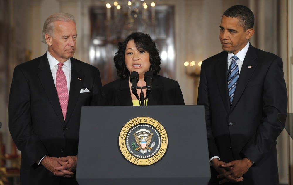 Sotomayor nominated