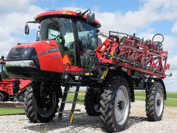 New field sprayers are expensive