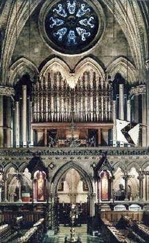 1994 Walker at Exeter College Chapel, Oxford, England, UK