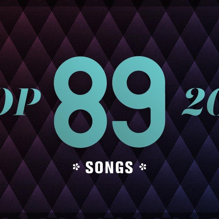Top 89 of 2016