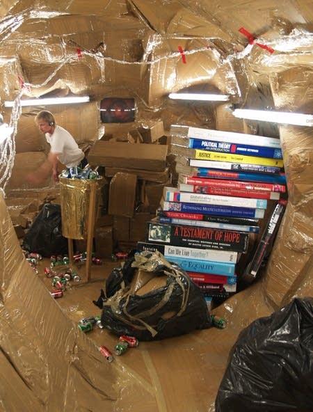 Giant books