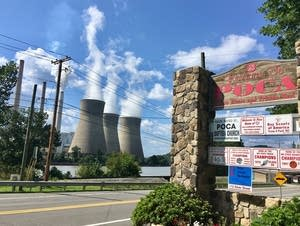 A coal-fired power plant in Virginia.