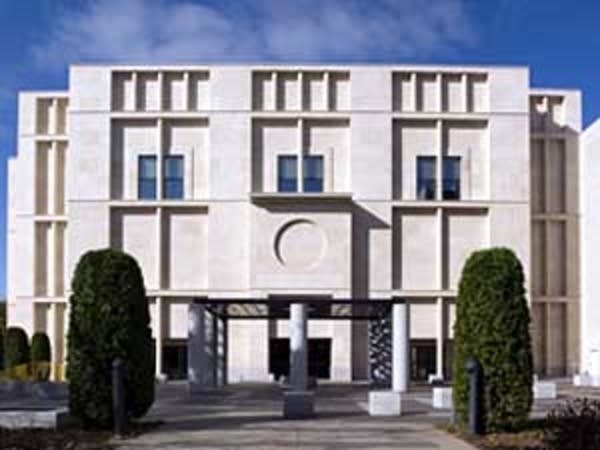 MIA building