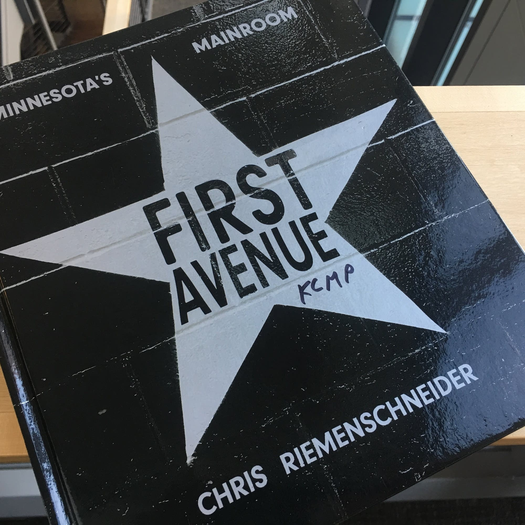 'First Avenue: Minnesota's Mainroom.'