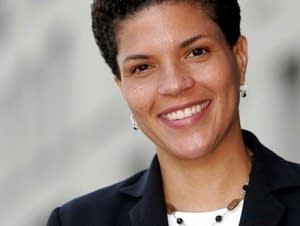Civil rights lawyer Michelle Alexander