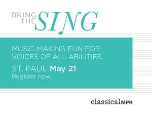 Bring the Sing - St. Paul