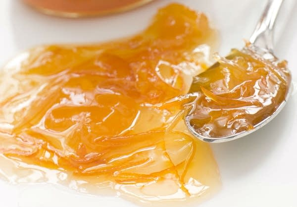 Lemon and Pink Grapefruit Marmalade
