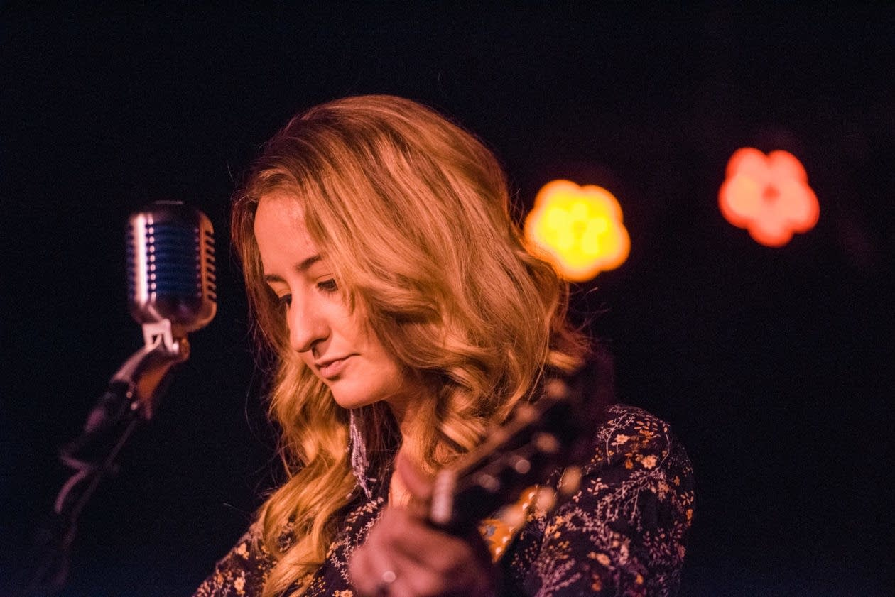 Margo Price performs at the Turf Club