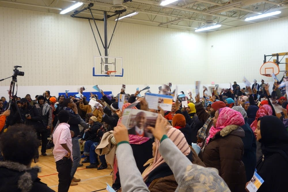 Chaotic Minneapolis DFL caucus