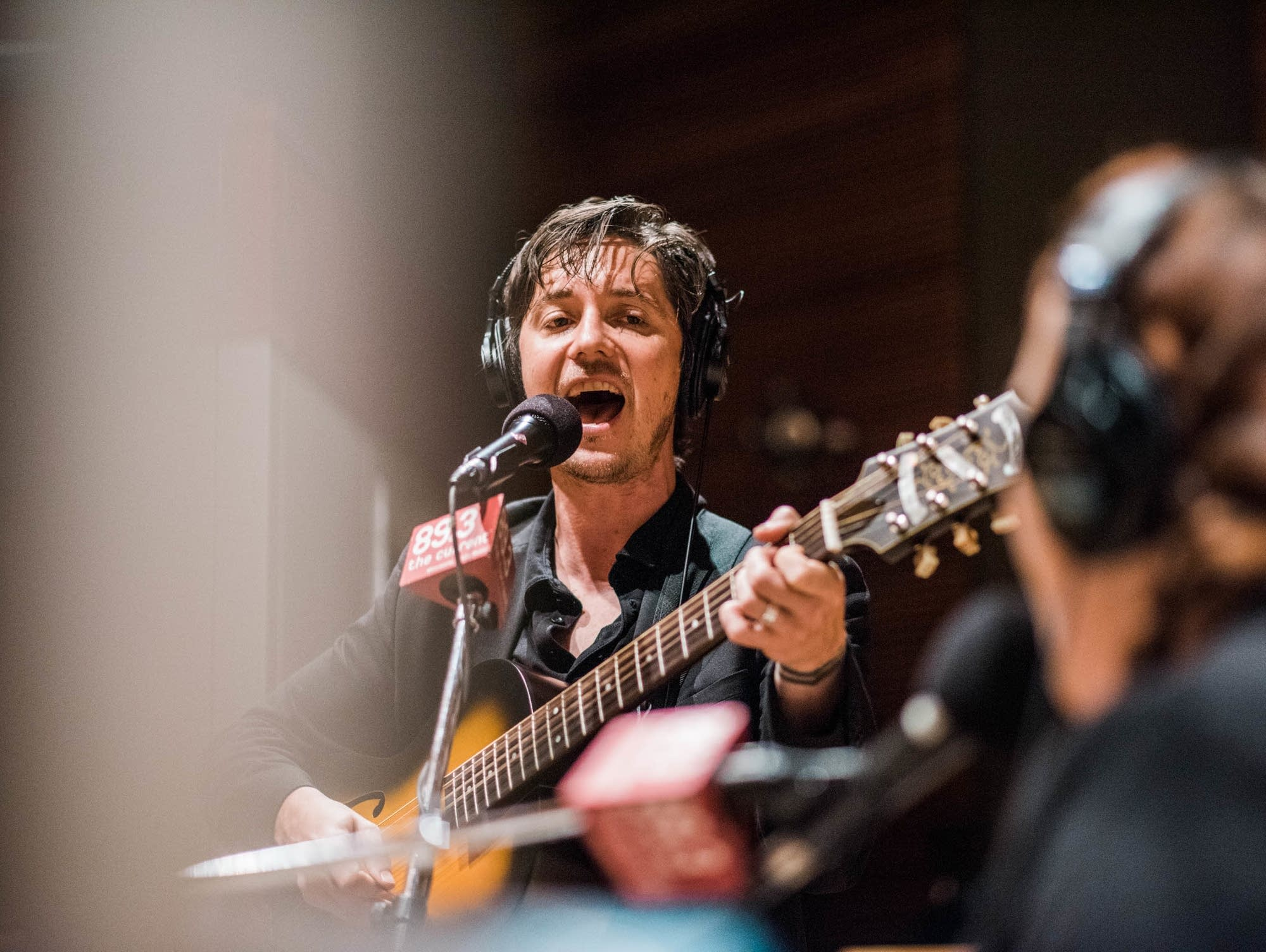 Shovels & Rope perform in The Current studio.