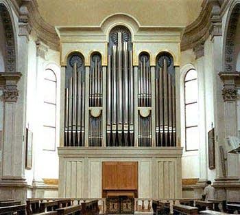 2000 Kuhn-Hradetzky organ at Treviso Cathedral