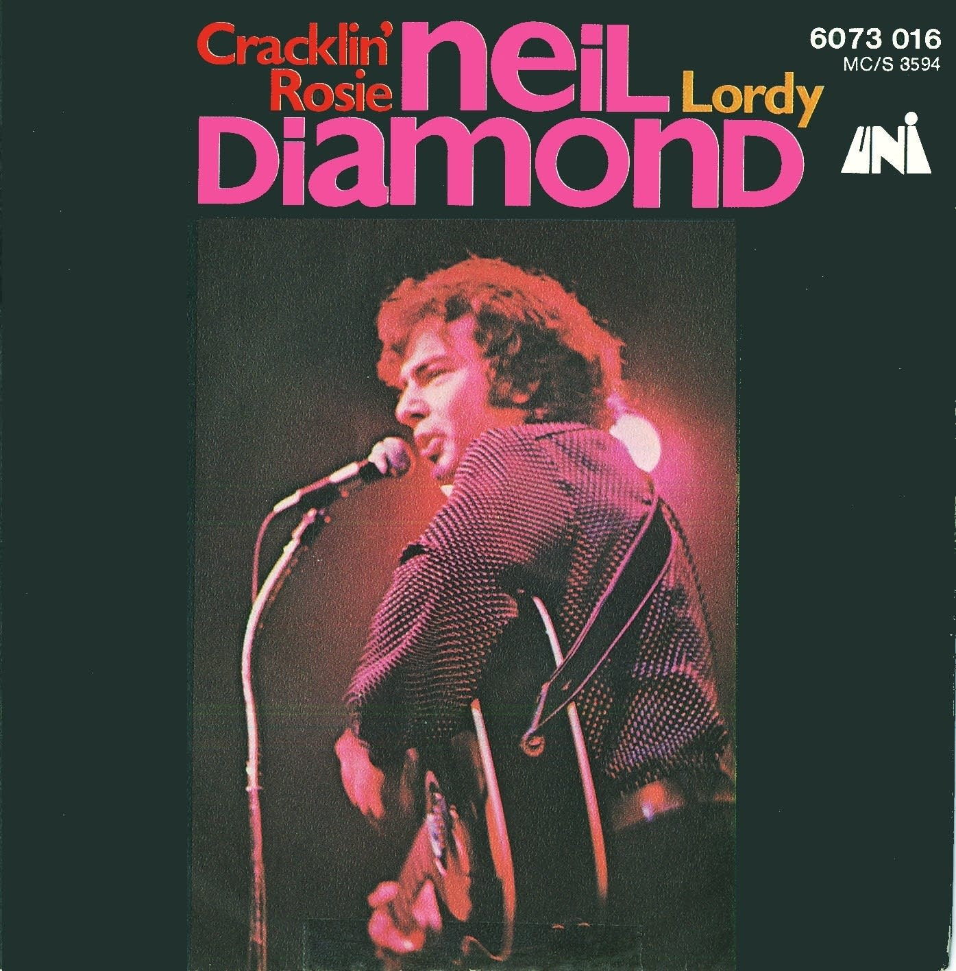 Neil Diamond Cracklin Rosie