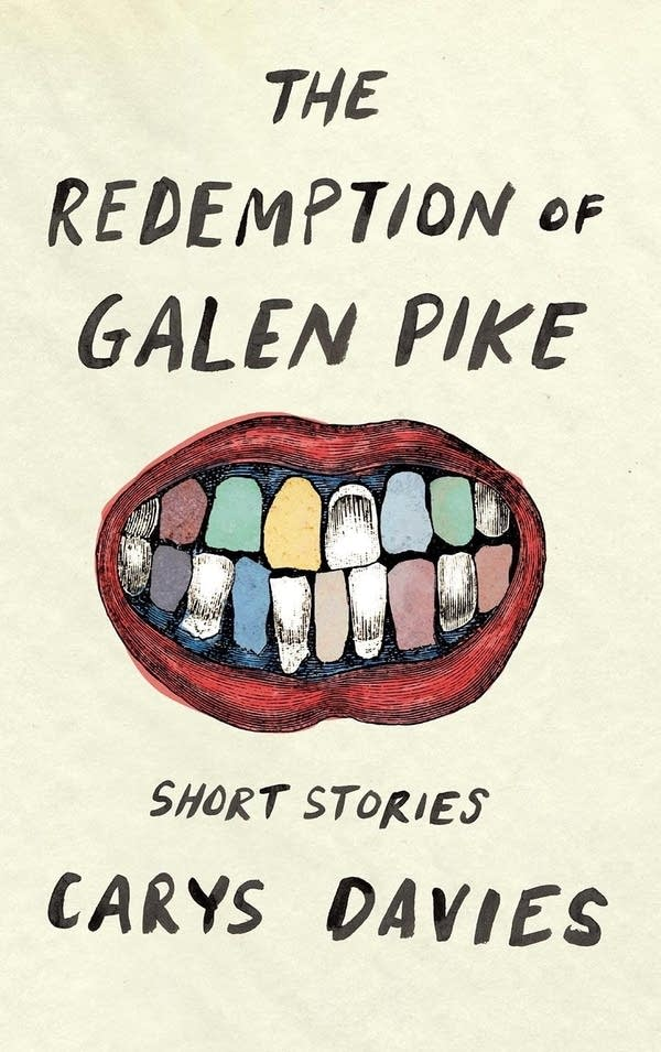 'The Redemption of Galen Pike' by Carys Davies