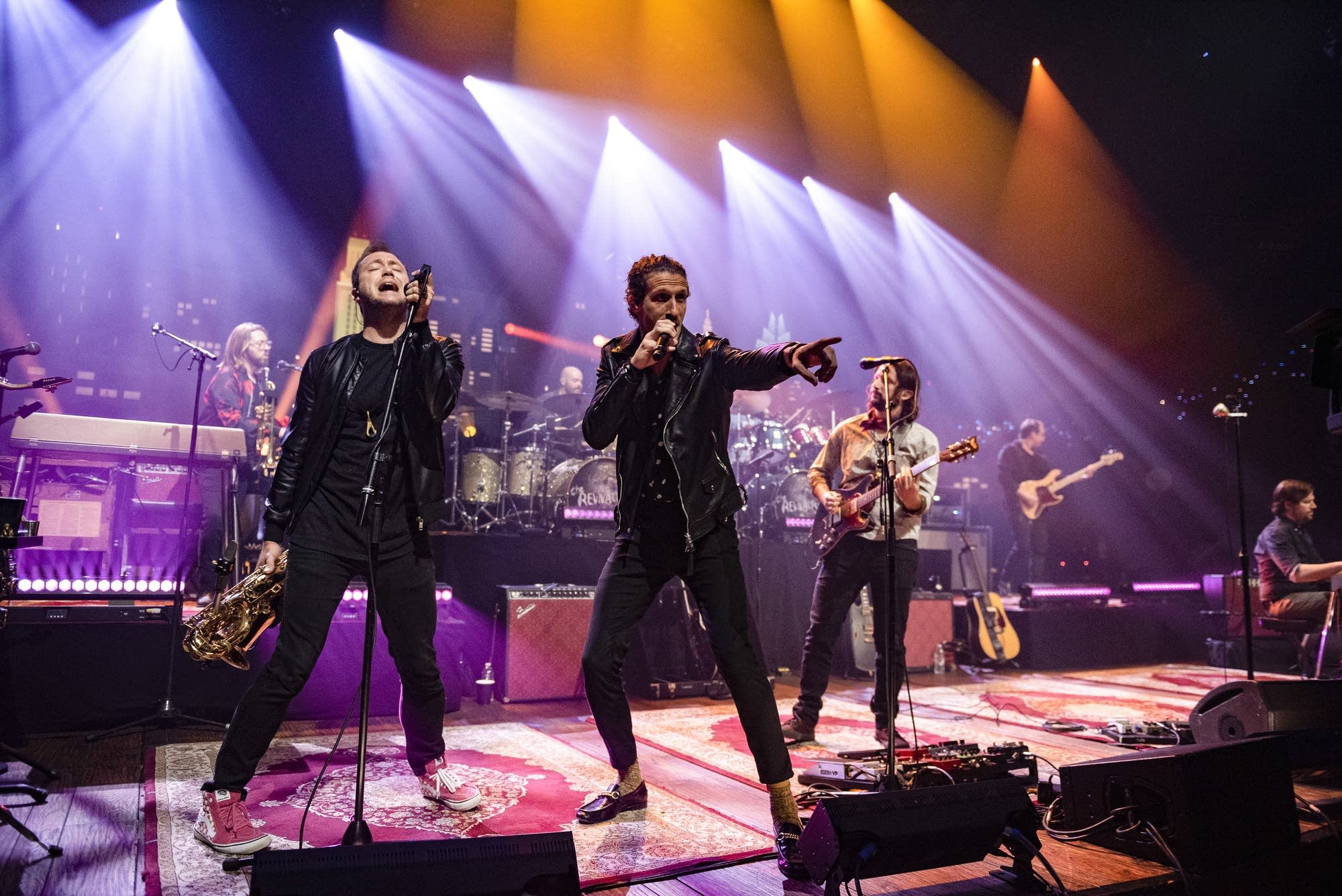 The Revivalists perform on 'Austin City Limits' on PBS